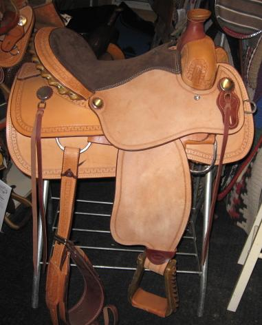 Cow Horse Saddles